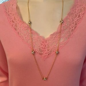 HOST PICK Kate Spade Lady Marmalade Necklace